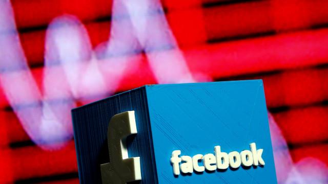 Facebook com problemas a nível mundial