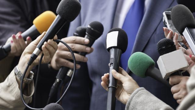 Seis jornalistas detidos na Bielorrússia