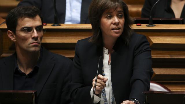 Bloco condena ataque e diz que Portugal se deve distanciar