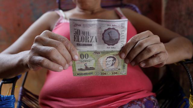 Para contrariar hiperinflação, cidade venezuelana criou moeda própria