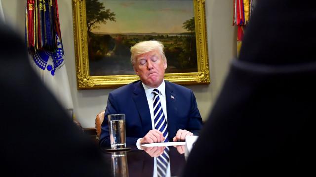Dictionary: Sempre que Trump se engana este site agradece