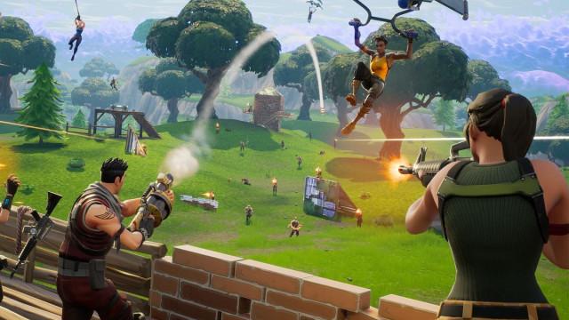'Fortnite' teve mais de 8 milhões de jogadores em simultâneo