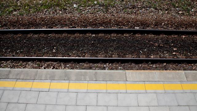 Idoso morre atropelado por comboio. Linha do Algarve está cortada