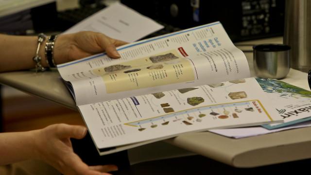 Foram emitidos vouchers para 3,5 milhões de manuais escolares