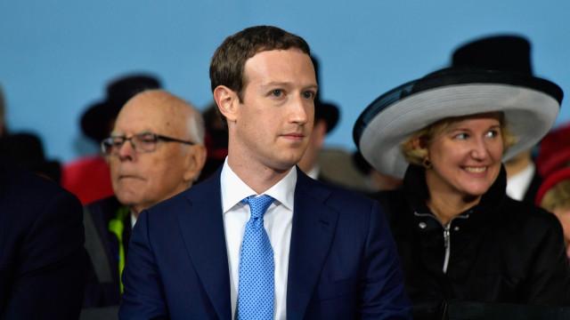 """""""Foi um erro meu e peço desculpa"""", disse Zuckerberg no senado dos EUA"""