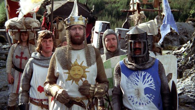Fãs de 'Monty Python', a Netflix respondeu aos vossos pedidos