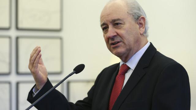 """Na Europa """"não há lugar para oposição"""", só para """"ajudar Portugal"""""""