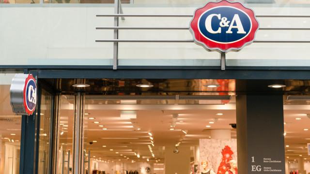 C&A está prester a ter loja online para Portugal