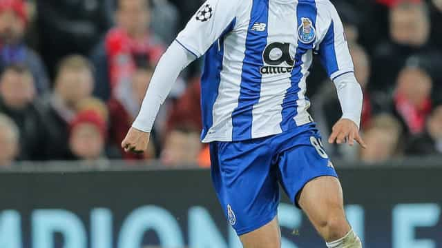 Sérgio Conceição chama Bruno Costa aos trabalhos da equipa principal