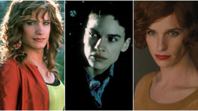 Cinema: Atores que interpretaram personagens (muito) desafiantes