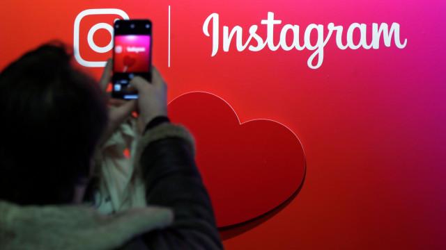 Uma nova era. Instagram já tem líder