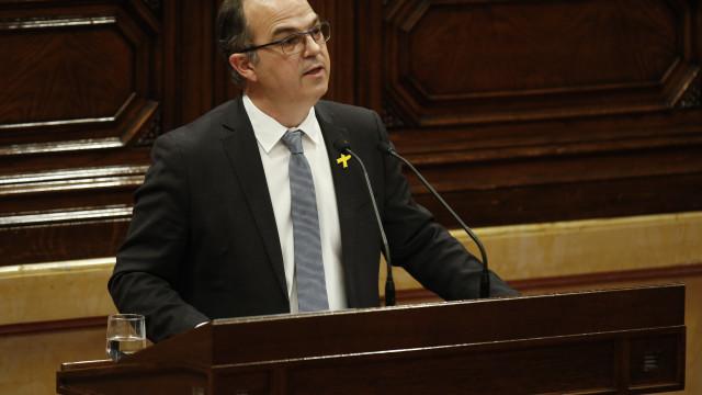 Investidura de Turull inviabilizada pela abstenção do Unidade Popular
