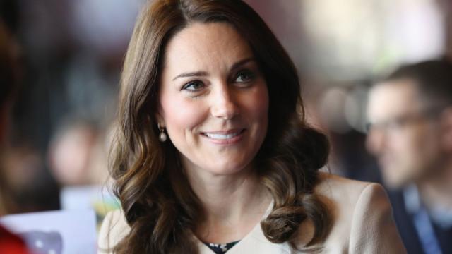 Kate Middleton já entrou em trabalho de parto
