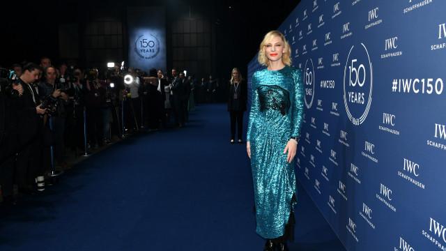 """""""Não sabia das alegações contra Woody Allen"""", afirma Cate Blanchett"""