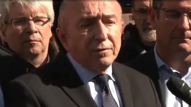 """O 'herói' do sequestro em Carcassonne que está em """"estado grave"""""""