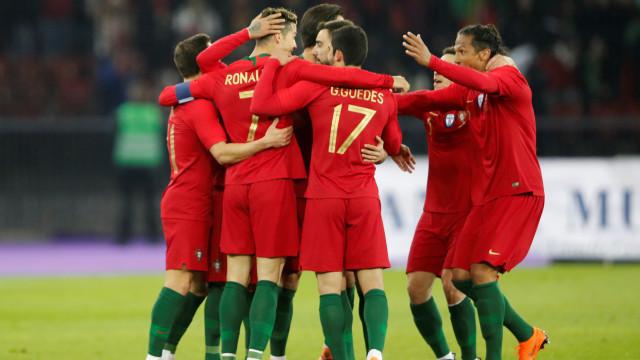 No Mundial do dinheiro, Portugal alcança os quartos de final