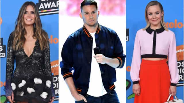 Os melhores e piores looks do Kids Choice Awards 2018
