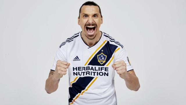 'Flop' do Sporting orquestrou transferência de Ibra para os LA Galaxy
