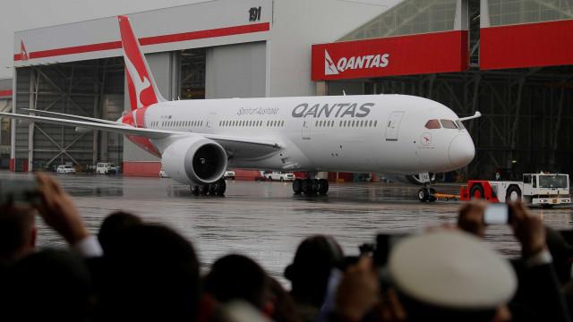 Da Austrália até Londres num só voo. Fez-se história na aviação comercial