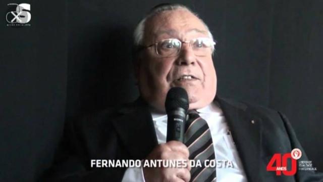 Morreu Fernando Antunes Costa, um dos fundadores do PS