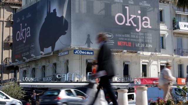 Filmes da Netflix banidos de competir em Cannes