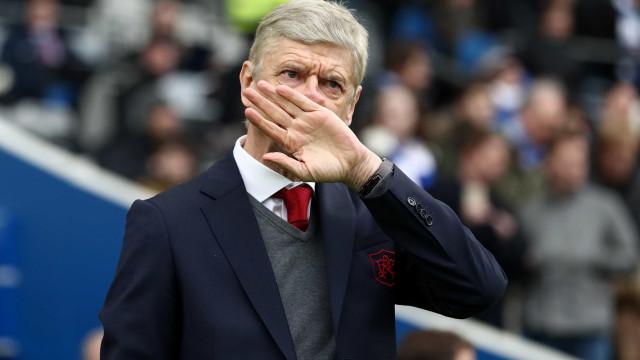 Oficial: Wenger abandona Arsenal no final da temporada