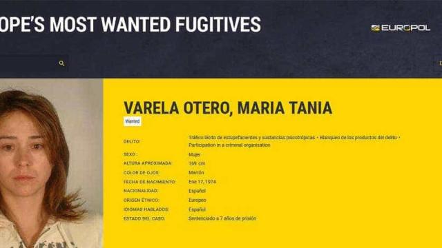 Detida em Espanha a única mulher na lista dos mais procurados na Europa