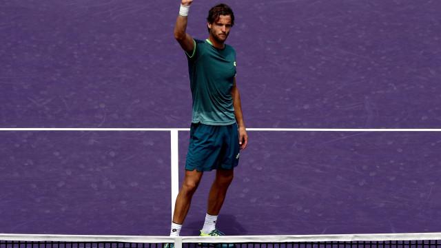 Página de ouro no ténis português: João Sousa na final de um Masters 1000