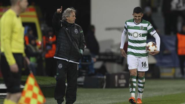 "Battaglia: Sporting já pagou dívida mas Sp. Braga reclama ""trafulhice"""