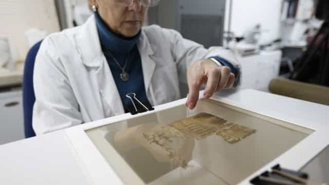 Misterioso manuscrito do Mar Morto conta história diferente de Noé