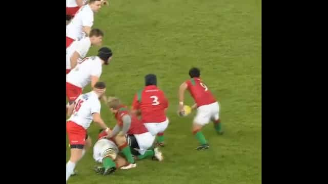 O ensaio de Portugal que deixou a World Rugby 'incrédula'