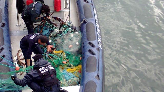 Pescador desaparecido no Rio Minho ainda não foi encontrado