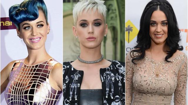 A evolução do estilo único de Katy Perry