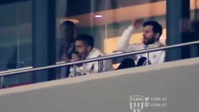 Imagens mostram Messi visivelmente frustrado ao ver a Argentina