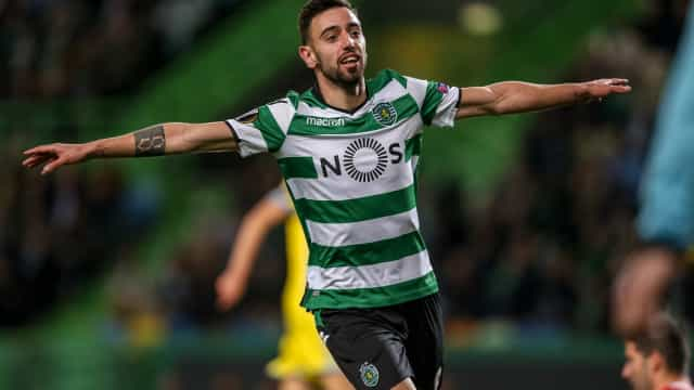 Bruno Fernandes terá exigido 4 milhões para continuar no Sporting