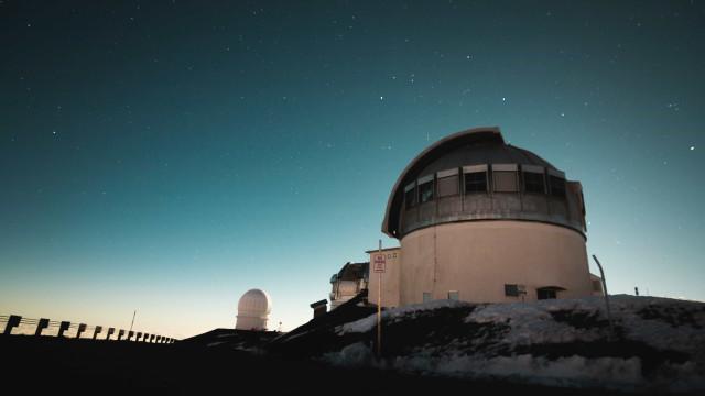 Telescópio capta fotografia da estação espacial que cairá na Terra