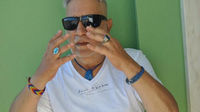Morreu o escritor e antigo jornalista Eduardo Águaboa
