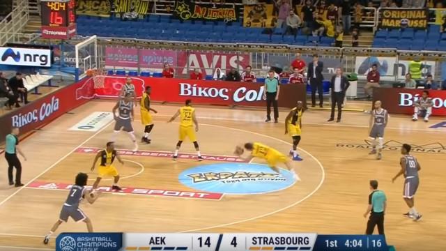 Redes sociais rendidas ao melhor 'guarda-redes' de basquetebol