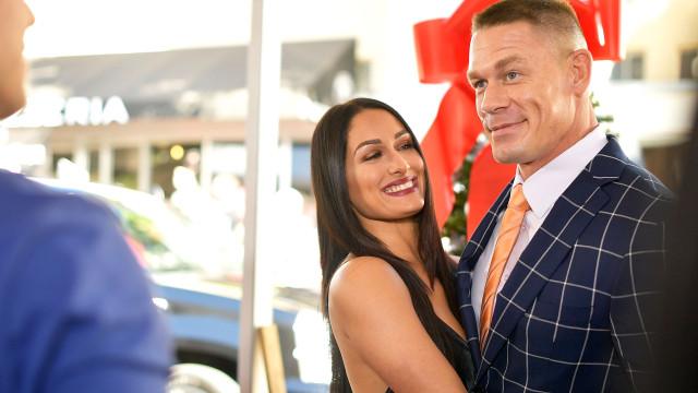 John Cena e Nikki Bella terminam noivado