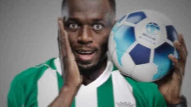 Rio Ave anuncia Usain Bolt como reforço