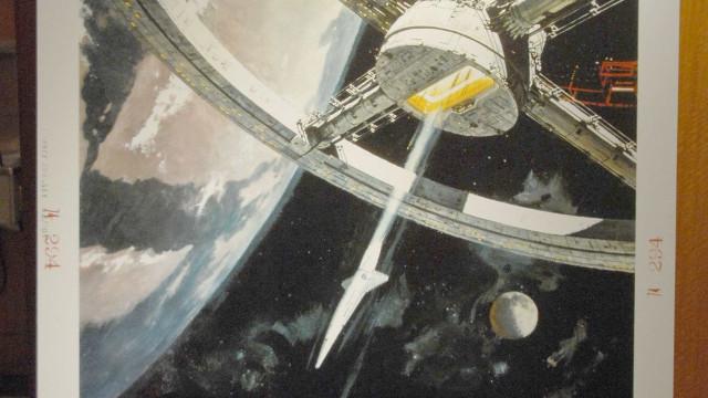 Estreia de '2001: Odisseia no Espaço' foi há 50 anos