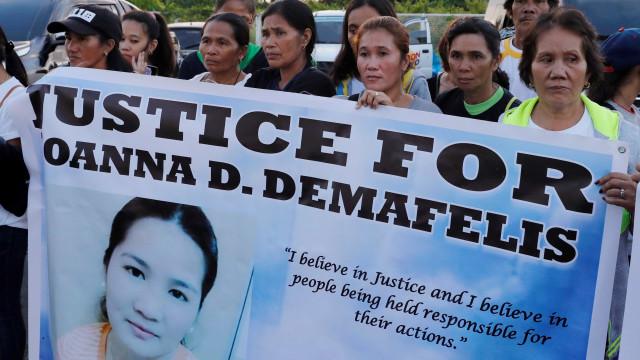 Casal que matou empregada doméstica condenado à morte no Kuwait