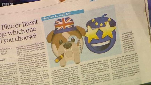 BBC caiu que nem um 'patinho' em notícia falsa sobre emojis do Brexit