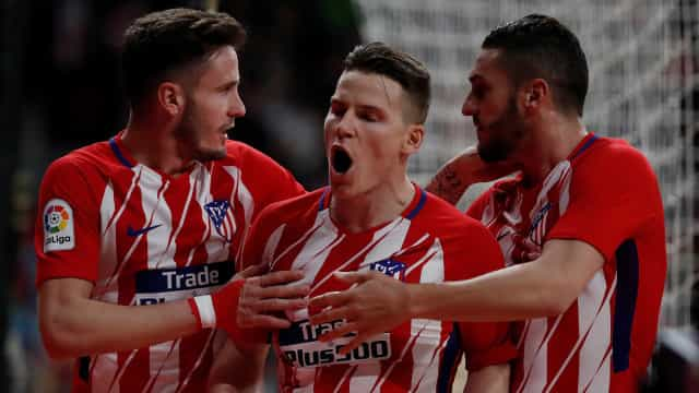 Atenção Sporting: Atlético Madrid sofreu e muito antes de receber o leão