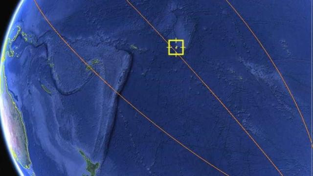 Tiangong-1 despenhou-se no Pacífico. Eis porque foi tão difícil de prever