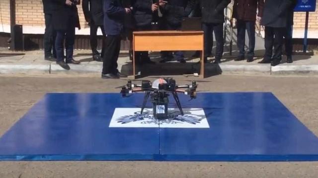 Primeira entrega de correio por drone na Rússia acabou... 'extraviada'