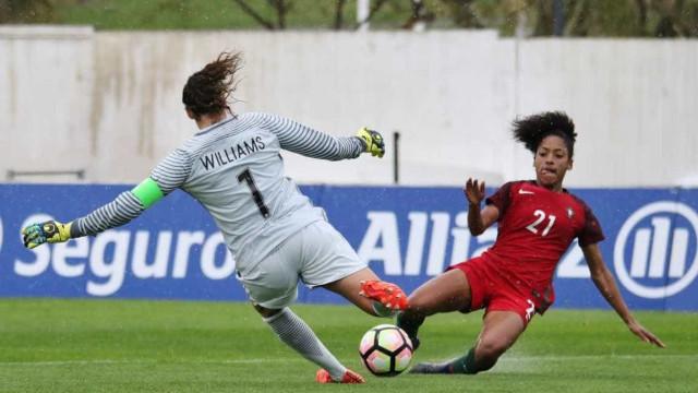 Portugal tem uma 'norte-americana' infiltrada na seleção nacional
