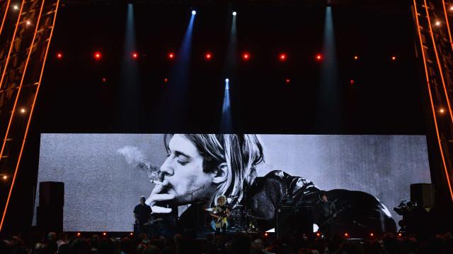 Mais de 20 anos sem Kurt Cobain recordados esta sexta-feira