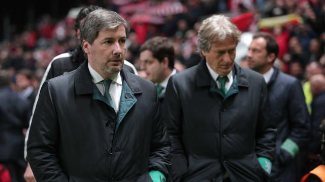 Se o Sporting terminar abaixo do 2.º lugar, BdC volta a quebrar a regra?