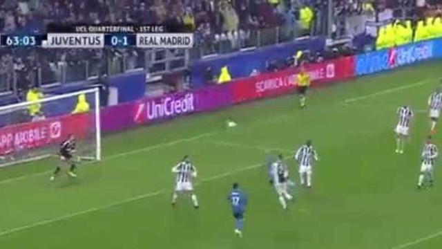 CR7: A bicicleta que deixou Zidane louco e mereceu aplausos de Turim